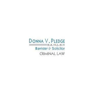 Donna V Pledge Barrister & Solicitor PROFILE.logo