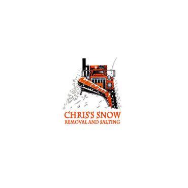 Chris's Snow Removal and Salting logo