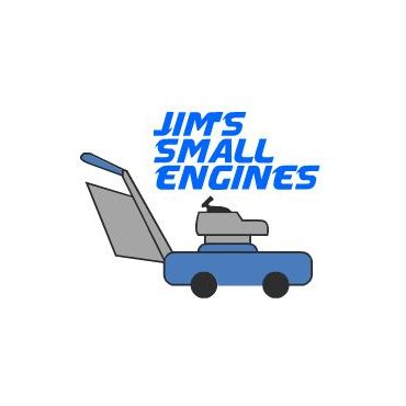 Jim's Small Engines logo