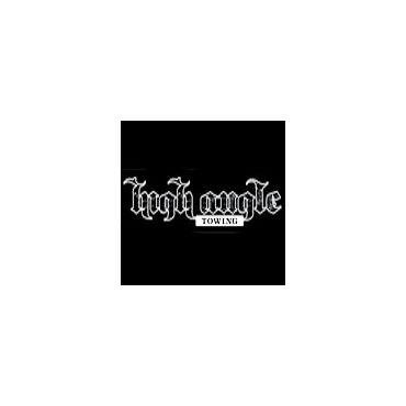 High Angle Towing logo