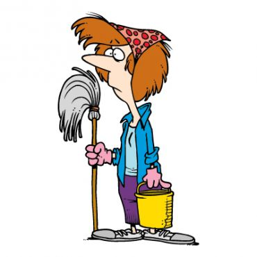 Zoë's Cleaning Service logo