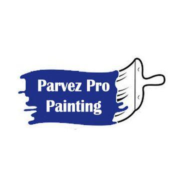 Parvez Pro Painting logo