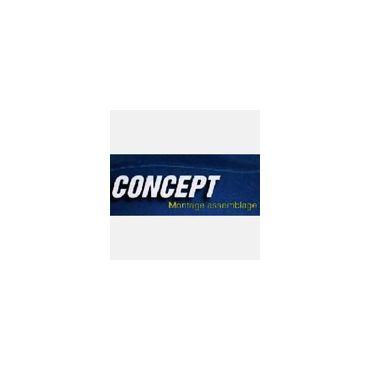 Concept Montage Assemblage PROFILE.logo
