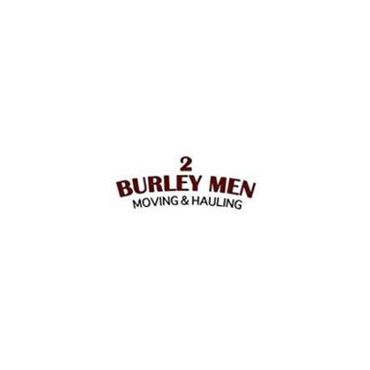 2 Burley Men Moving and Hauling logo