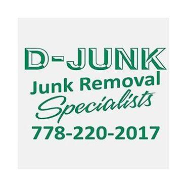 D-JUNK Junk  Removal Specialists logo