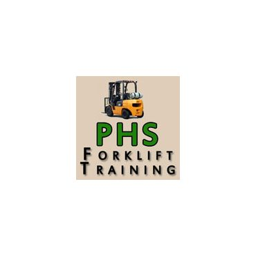 PHS Forklift Training logo