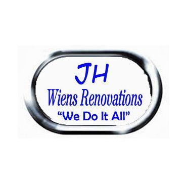J H Wiens Renovations PROFILE.logo