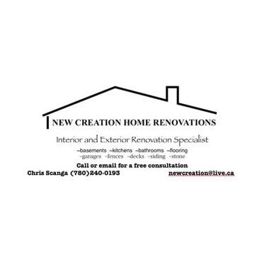 New Creation Home Renovations PROFILE.logo