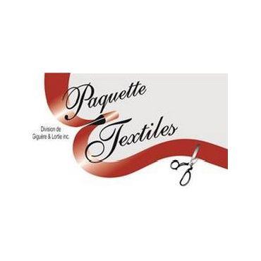Paquette Textiles logo