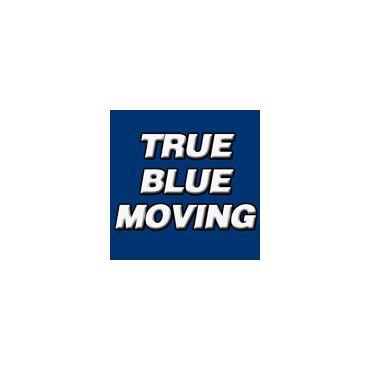 True Blue Moving logo