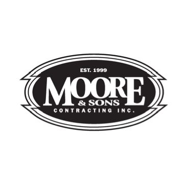 Moore & Sons Contracting Inc. logo