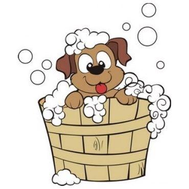 Scrub-A-Dub Doggy Pet Grooming Svc's logo