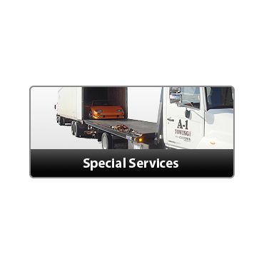 Special towing