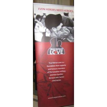 proud sponsor of True Patriot Love