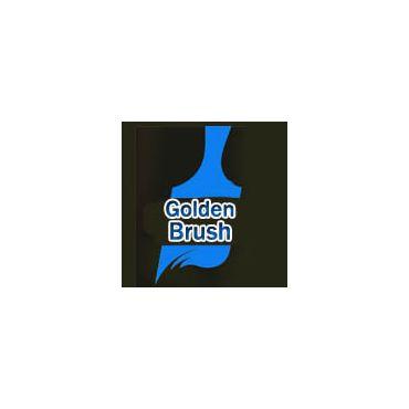 Golden Brush logo
