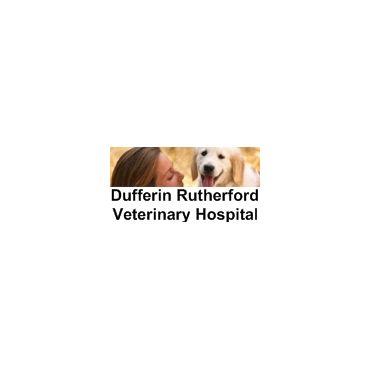 Dufferin Rutherford Veterinary Hospital PROFILE.logo