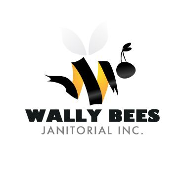 Wally Bees Janitorial Inc. logo