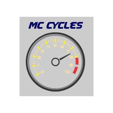 MC Cycles logo