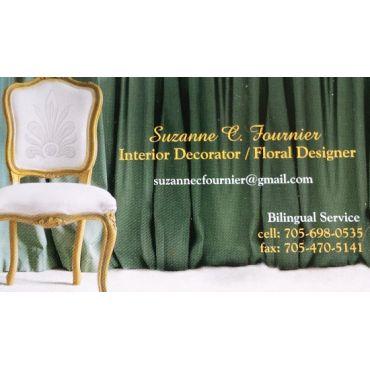 SCF Interior Decorator & Floral Designer PROFILE.logo