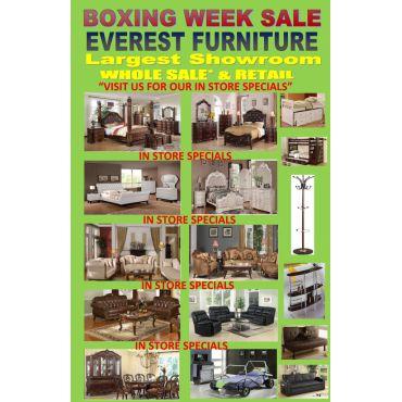 Everest Furniture logo