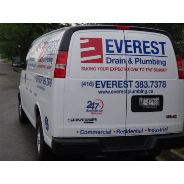 Everest Drain&Plumbing logo