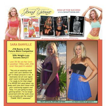 50 Lb Weight Loss Success Story
