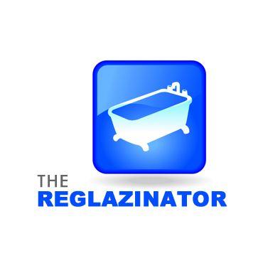 The Reglazinator logo