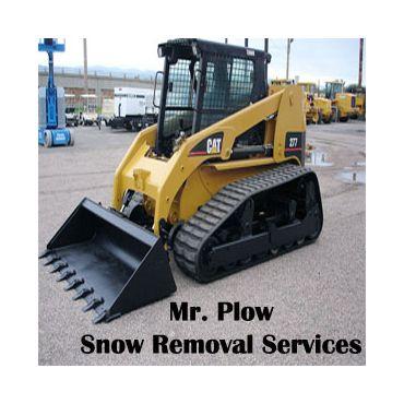 Mr. Plow Snow Removal Services PROFILE.logo