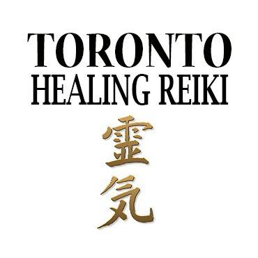Toronto Healing Reiki logo