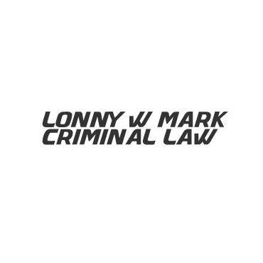 Lonny W Mark Criminal Law logo