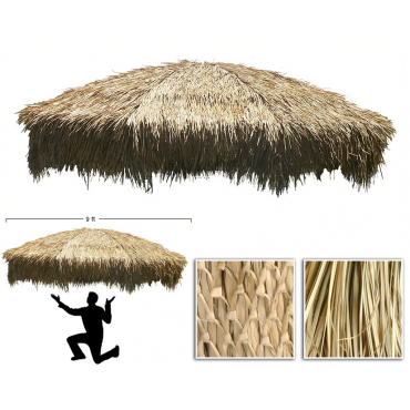 Real Palm leaf Grass Thatching