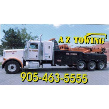 AZ  Towing logo