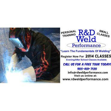 R&D Weld Performance PROFILE.logo