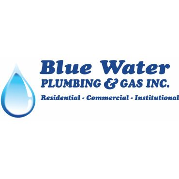 Blue Water Plumbing & Gas Inc. logo