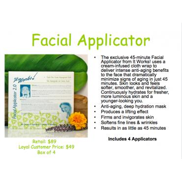 Facial Wraps