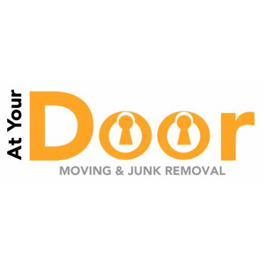 At Your Door Moving & Junk Removal logo