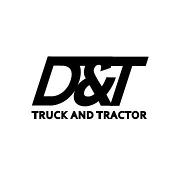 D&T Truck and Tractor logo