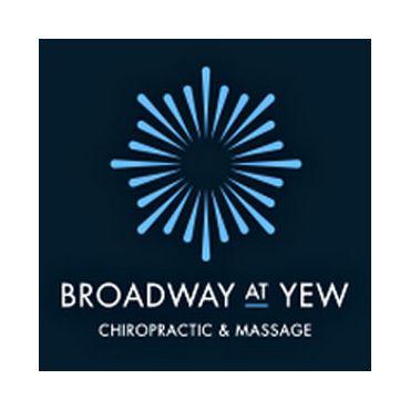 Broadway Yew Chiropractic & Massage logo