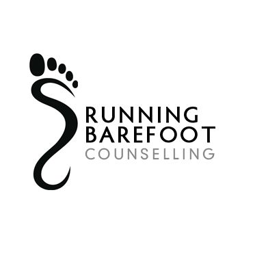 Running Barefoot Counselling PROFILE.logo