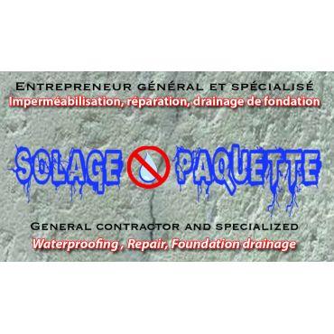 Solage Paquette logo