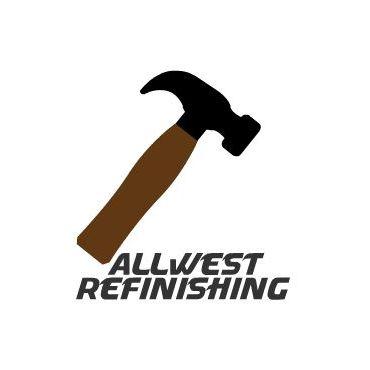 Allwest Refinishing PROFILE.logo