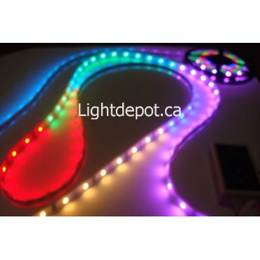 Lightdepot canada inc in scarborough on 4167239229 411 rgb led strip lights toronto canada mozeypictures Choice Image