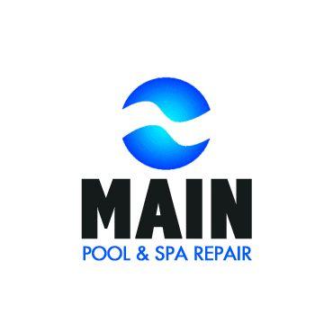 Main Pool & Spa Repair logo
