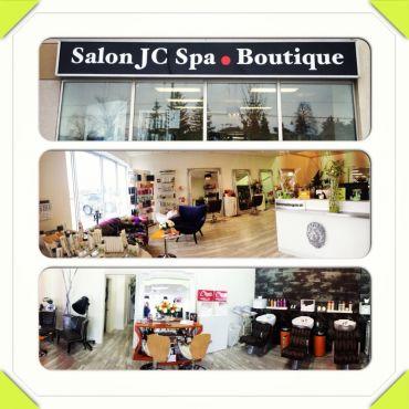 Salon JC Spa Boutique logo