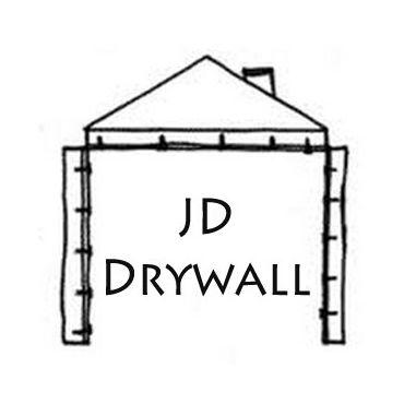 JD Drywall logo