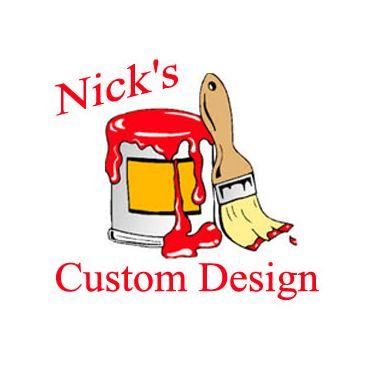 Nick's Custom Design logo