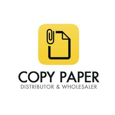 Copy Paper Distributor & Wholesaler logo