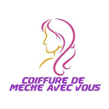 Coiffure De Meche Avec Vous logo