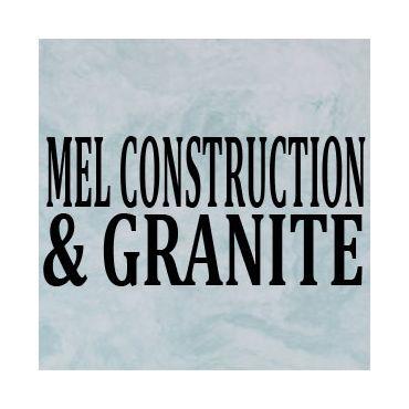 Mel Construction & Granite PROFILE.logo