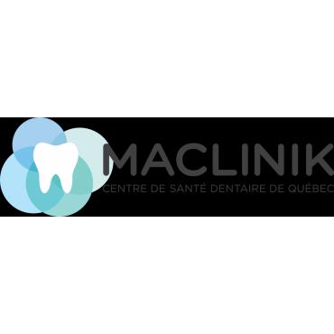 MACLINIK Centre De Santé Dentaire de Québec PROFILE.logo
